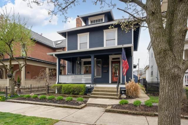 104 E Mithoff Street, Columbus, OH 43206 (MLS #221010159) :: HergGroup Central Ohio