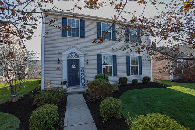 359 W Waterloo Street, Canal Winchester, OH 43110 (MLS #221010185) :: Jamie Maze Real Estate Group