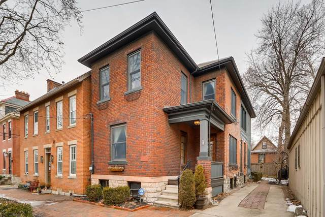 240 Jackson Street, Columbus, OH 43206 (MLS #221010189) :: The Holden Agency