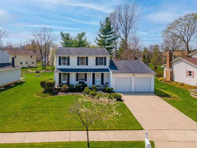 61 Whipple Place, Westerville, OH 43081 (MLS #221010212) :: MORE Ohio