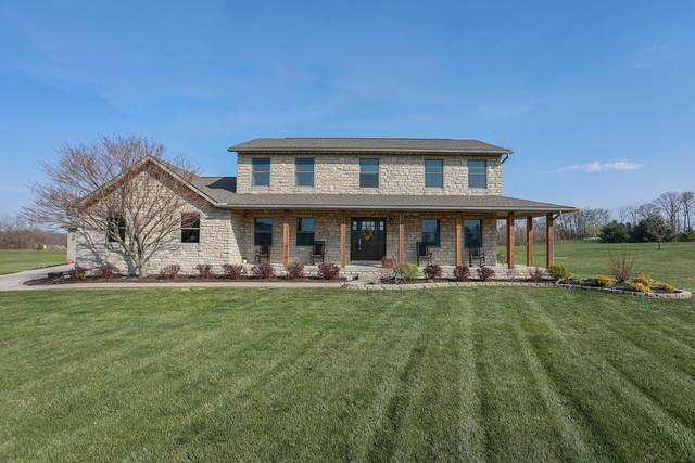 1920 Wilshire Lane NW, Lancaster, OH 43130 (MLS #221010232) :: Jamie Maze Real Estate Group