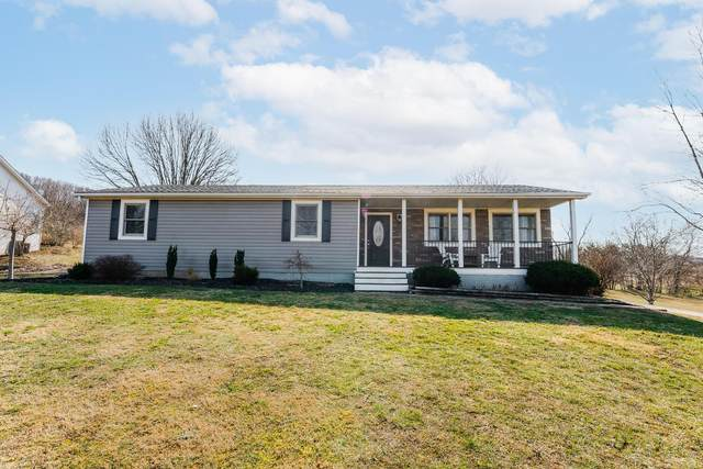 2911 Marietta Road, Chillicothe, OH 45601 (MLS #221010233) :: Core Ohio Realty Advisors
