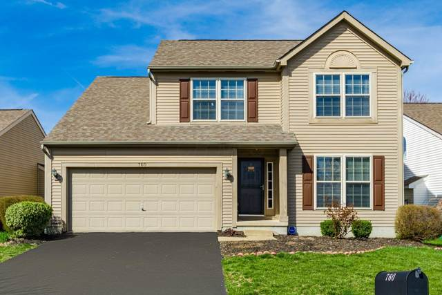 760 Sanville Drive, Lewis Center, OH 43035 (MLS #221010262) :: Jamie Maze Real Estate Group