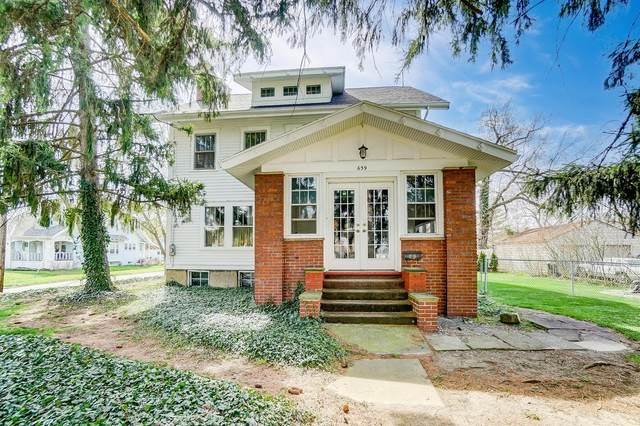 659 Mount Vernon Avenue, Marion, OH 43302 (MLS #221010266) :: RE/MAX ONE