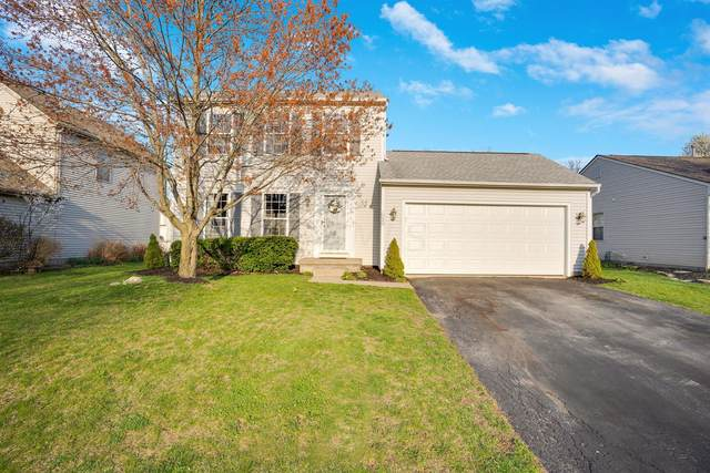 9020 Holquest Drive, Lewis Center, OH 43035 (MLS #221010282) :: Bella Realty Group