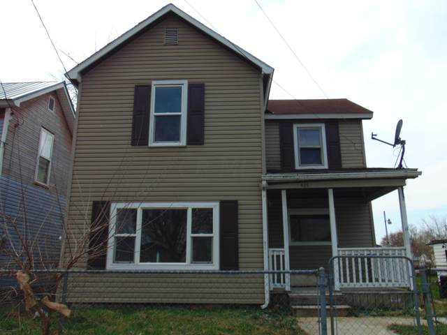 435 Fies Avenue, Marion, OH 43302 (MLS #221010315) :: Greg & Desiree Goodrich | Brokered by Exp