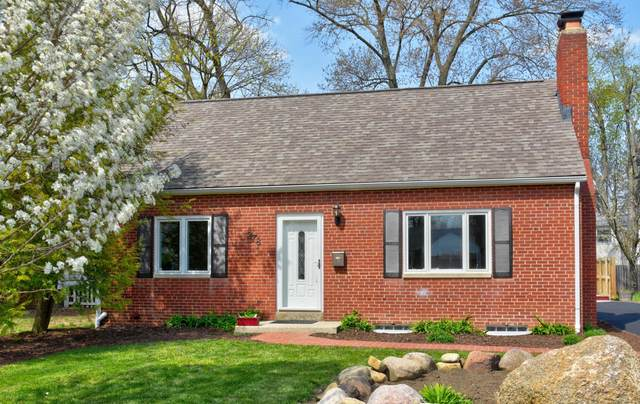 278 E Dominion Boulevard, Columbus, OH 43214 (MLS #221010318) :: Greg & Desiree Goodrich | Brokered by Exp