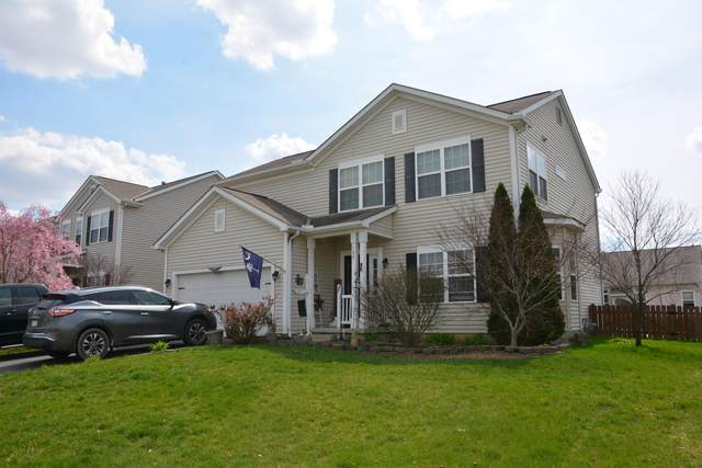 162 Chestnut Estates Drive, Commercial Point, OH 43116 (MLS #221010336) :: Greg & Desiree Goodrich | Brokered by Exp