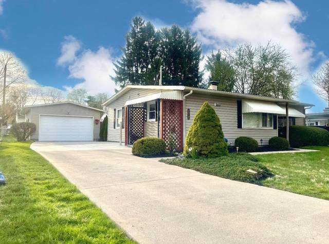 757 Meadow Drive, Newark, OH 43055 (MLS #221010338) :: Core Ohio Realty Advisors