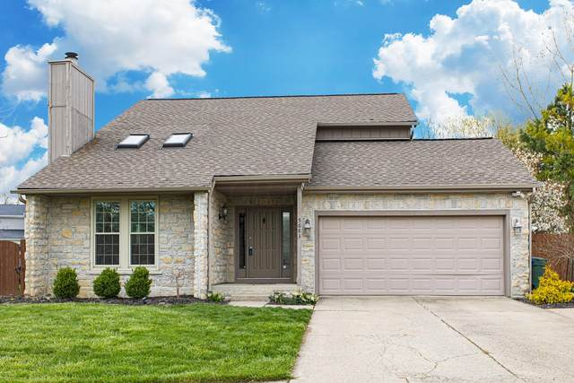 5683 Sheehan Court, Dublin, OH 43016 (MLS #221010377) :: Jamie Maze Real Estate Group