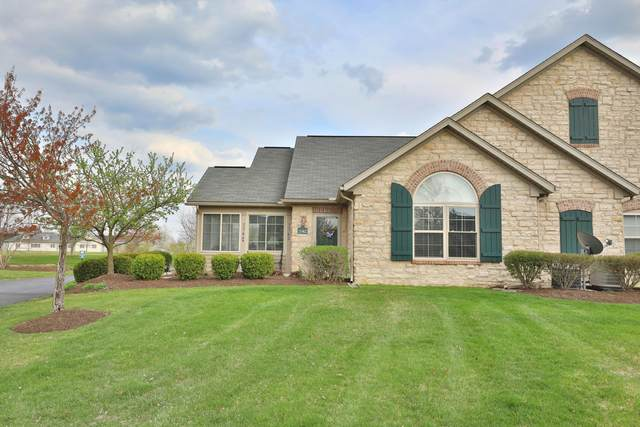 3342 Timberside Drive, Powell, OH 43065 (MLS #221010384) :: Jamie Maze Real Estate Group