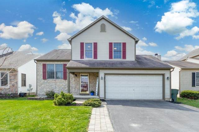 4571 Tolbert Avenue, Grove City, OH 43123 (MLS #221010395) :: RE/MAX ONE