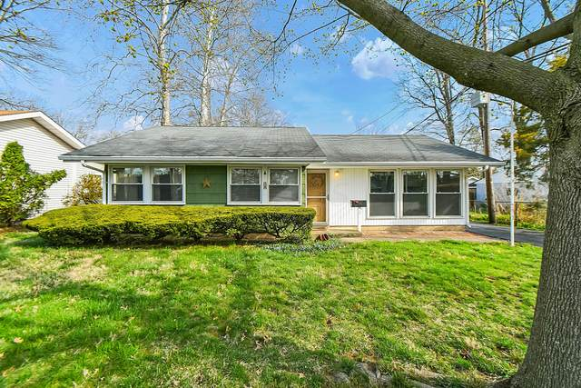 5194 Gaymon Drive, Hilliard, OH 43026 (MLS #221010426) :: The Raines Group
