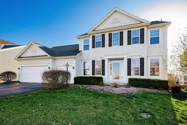 7711 Spring Garden Lane, Powell, OH 43065 (MLS #221010438) :: Bella Realty Group