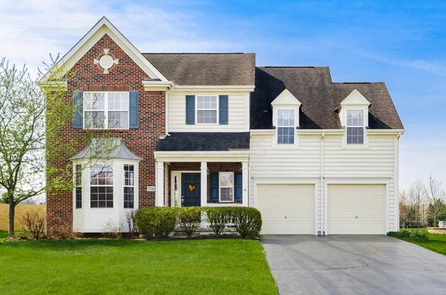 7248 Porter Drive, Canal Winchester, OH 43110 (MLS #221010460) :: Ackermann Team