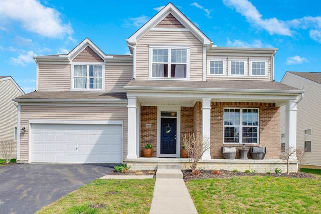 6066 Follensby Drive, Westerville, OH 43081 (MLS #221010464) :: The Raines Group