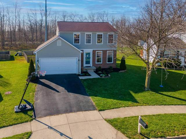 9139 Ellersly Drive Drive, Lewis Center, OH 43035 (MLS #221010465) :: Bella Realty Group