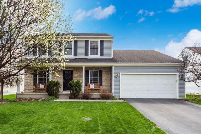 5297 Genoa Farms Boulevard, Westerville, OH 43082 (MLS #221010469) :: Bella Realty Group