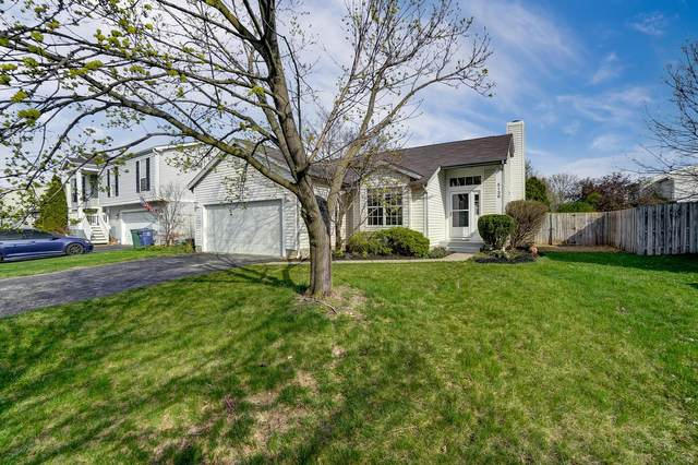 5136 Bonner Drive, Hilliard, OH 43026 (MLS #221010476) :: RE/MAX Metro Plus