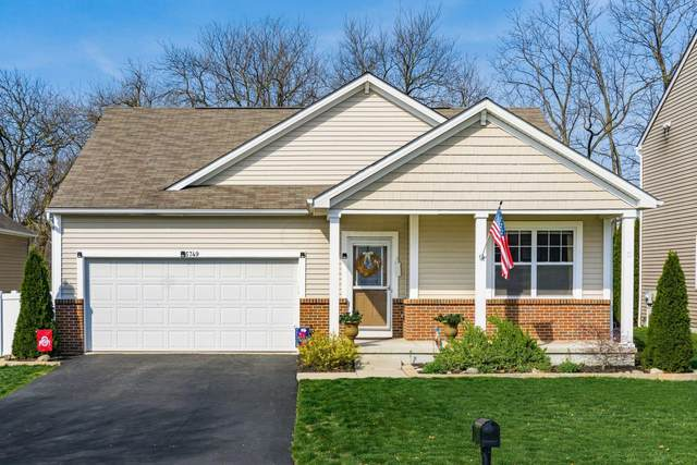 5749 Ellis Brook Drive, Dublin, OH 43016 (MLS #221010477) :: HergGroup Central Ohio