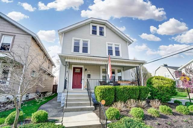 263 Sheldon Avenue, Columbus, OH 43207 (MLS #221010511) :: HergGroup Central Ohio
