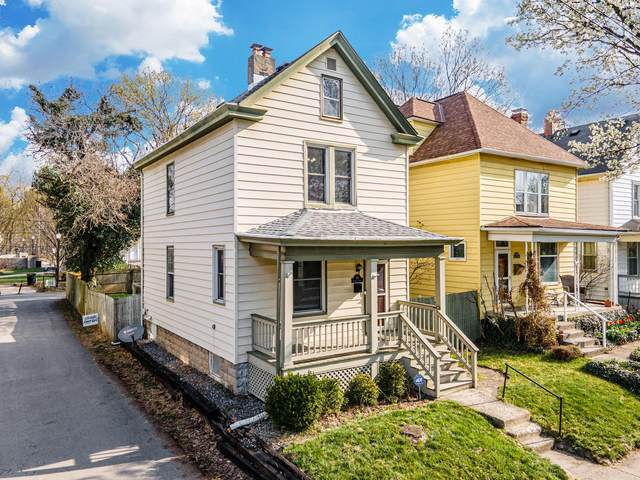 584 Bradley Street, Columbus, OH 43201 (MLS #221010520) :: RE/MAX ONE
