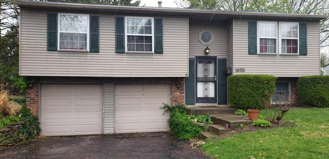 1658 Parkgate Road, Columbus, OH 43229 (MLS #221010524) :: MORE Ohio