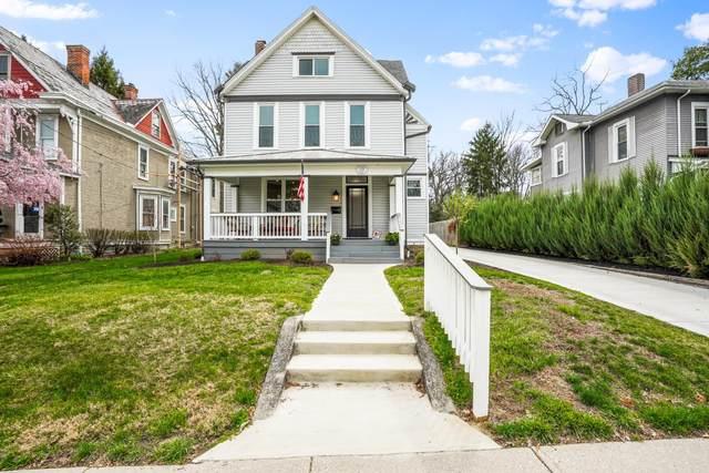 113 Oak Hill Avenue, Delaware, OH 43015 (MLS #221010530) :: RE/MAX Metro Plus