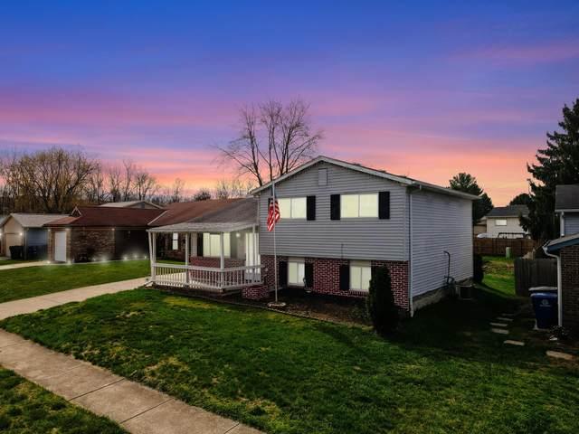 3503 Dellwin Court, Columbus, OH 43231 (MLS #221010556) :: Core Ohio Realty Advisors