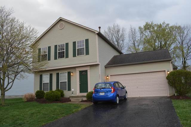 6235 Freewood Dr Drive, Hilliard, OH 43026 (MLS #221010565) :: Bella Realty Group