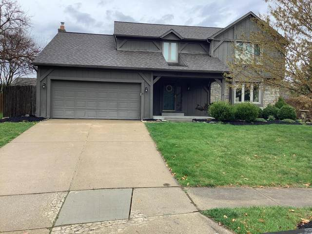 1012 Elcliff Drive, Westerville, OH 43081 (MLS #221010573) :: RE/MAX Metro Plus