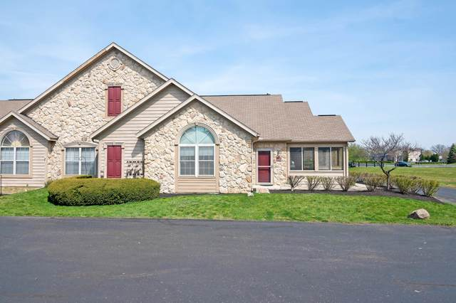 3603 Stoneway Point, Powell, OH 43065 (MLS #221010600) :: Exp Realty