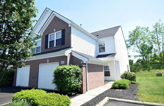5811 Albany Grove, Westerville, OH 43081 (MLS #221010627) :: HergGroup Central Ohio