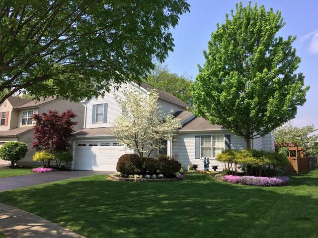 2887 Pheasant Field Drive, Hilliard, OH 43026 (MLS #221010668) :: The Raines Group