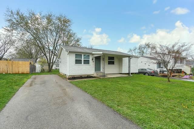 1679 Woodhurst Court, Columbus, OH 43223 (MLS #221010672) :: The Holden Agency