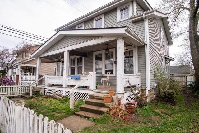 431 Crestview Road #3, Columbus, OH 43202 (MLS #221010682) :: HergGroup Central Ohio