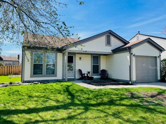 1955 Barnard Drive, Powell, OH 43065 (MLS #221010685) :: The Gale Group