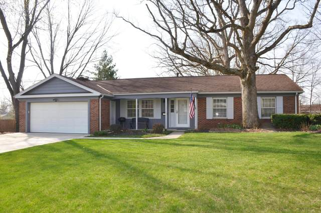 1029 Sherwood Avenue, Marysville, OH 43040 (MLS #221010711) :: Greg & Desiree Goodrich | Brokered by Exp