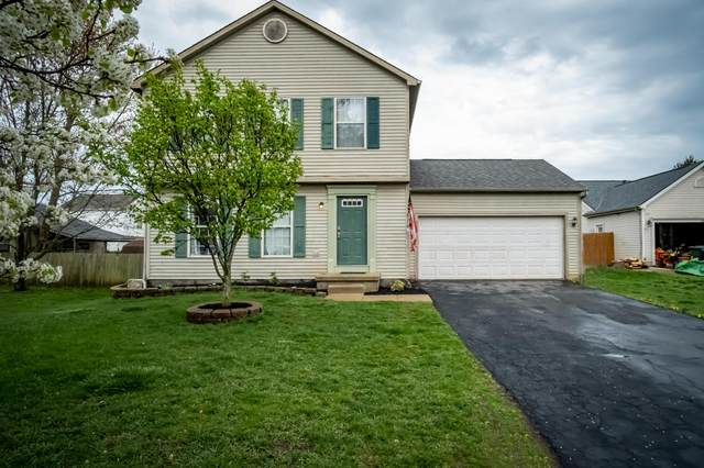 810 Sumter Street, Galloway, OH 43119 (MLS #221010724) :: Greg & Desiree Goodrich | Brokered by Exp