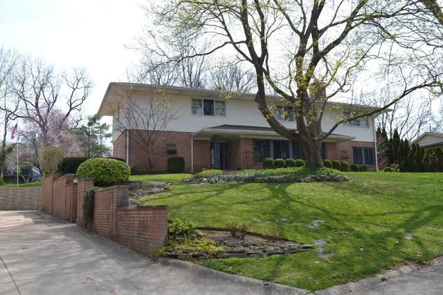 605 Westchester Park Drive, Springfield, OH 45504 (MLS #221010741) :: The Raines Group