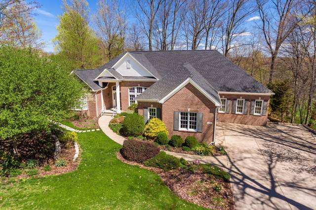 355 Bryn Du Drive, Granville, OH 43023 (MLS #221010767) :: Bella Realty Group