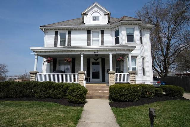404 E 5th Street, Marysville, OH 43040 (MLS #221010773) :: Susanne Casey & Associates