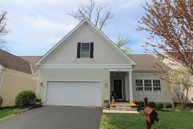 4065 Chelsea Bridge Lane, Columbus, OH 43230 (MLS #221010777) :: The Willcut Group