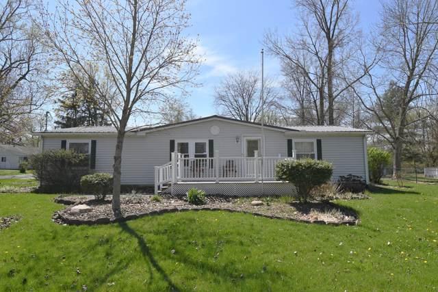 5181 Beaver Road NE, Thornville, OH 43076 (MLS #221010789) :: RE/MAX Metro Plus