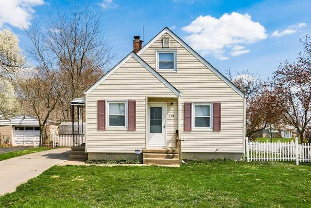 3374 Medina Avenue, Columbus, OH 43224 (MLS #221010800) :: The Raines Group