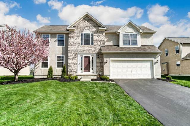 2105 Alum Crossing Drive, Lewis Center, OH 43035 (MLS #221010801) :: Bella Realty Group