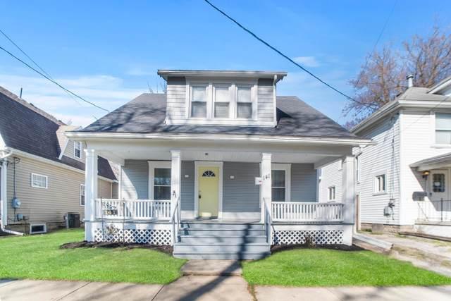141 Lincoln Avenue, Marion, OH 43302 (MLS #221010817) :: Ackermann Team