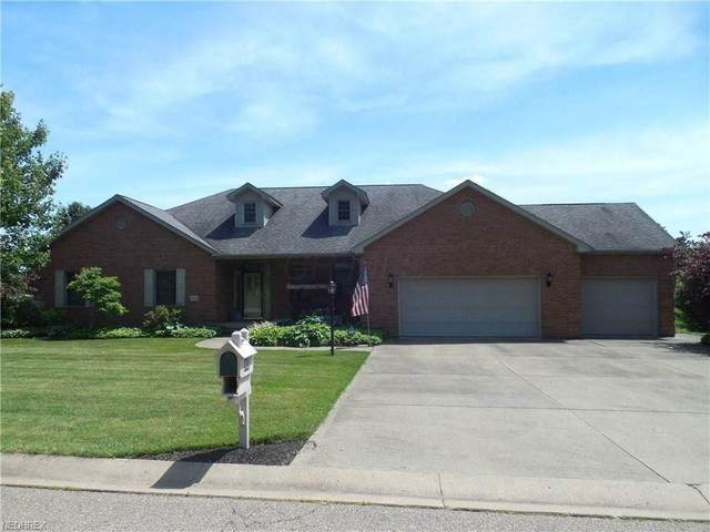 809 Sara Drive, Coshocton, OH 43812 (MLS #221010820) :: HergGroup Central Ohio