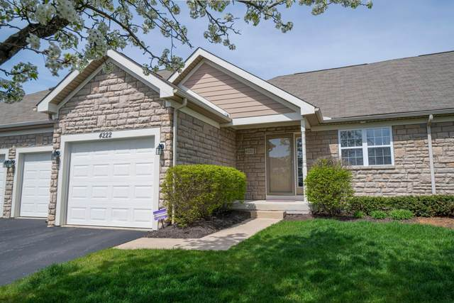 4222 Scenic View Drive, Powell, OH 43065 (MLS #221010828) :: MORE Ohio
