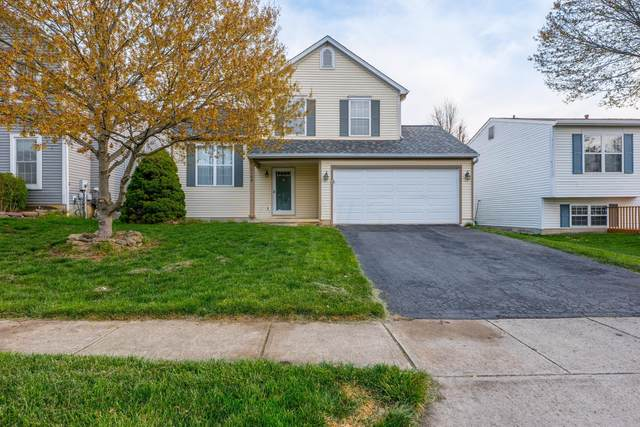 3466 Westerville Woods Drive, Columbus, OH 43231 (MLS #221010852) :: MORE Ohio